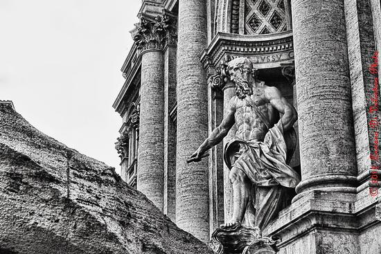Fontana di Trevi (3) - Roma (2923 clic)
