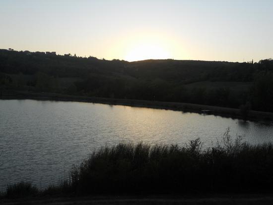 baccaiano lago - Montespertoli (1993 clic)