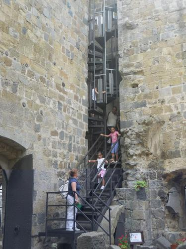 visita alle torri - Bolsena (1614 clic)