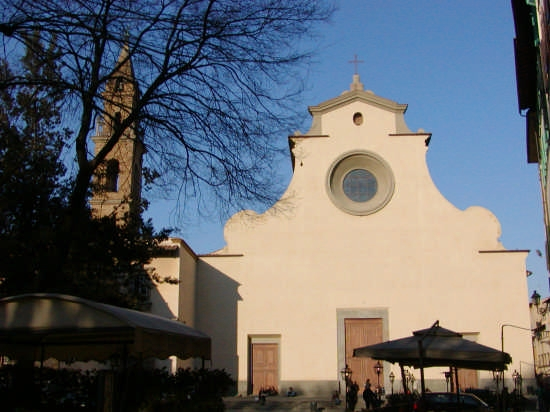 Santo Spirito - Firenze (7122 clic)
