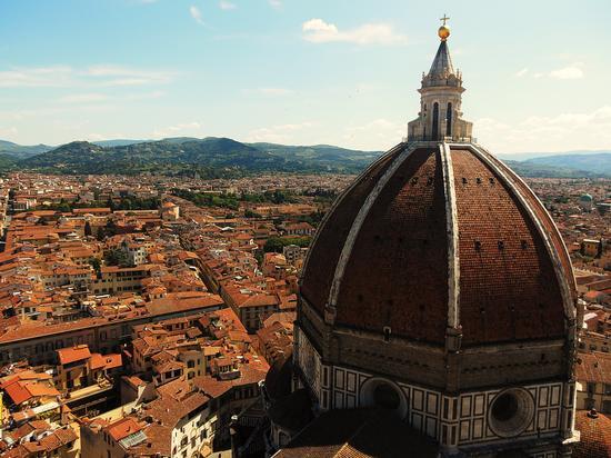 Tetti fiorentini - Firenze (707 clic)