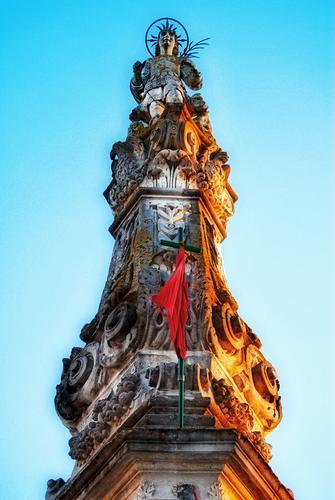 Colonna di San vito 2011 - LEQUILE - inserita il 26-May-11