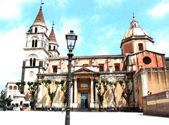 cattedrale di Acireale (5094 clic)