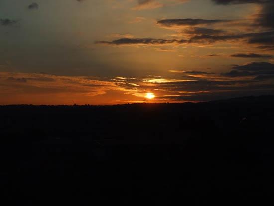 tramonto su Acireale (3265 clic)