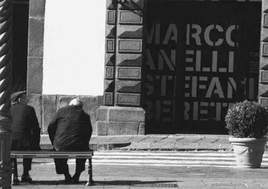 sulla panchina - Acireale (2526 clic)