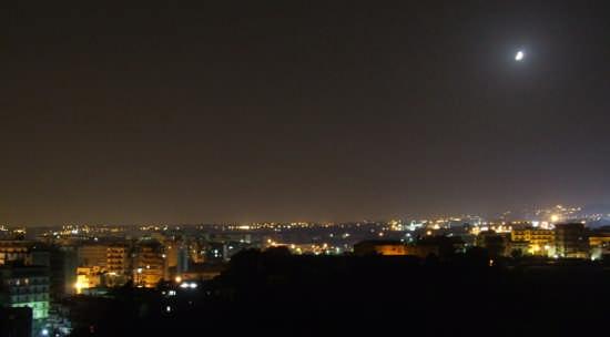 paesaggio notturno - Acireale (8929 clic)