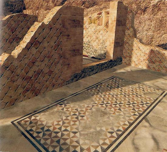 Villa dei Papiri - Ercolano (3145 clic)