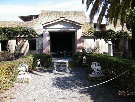 La Casa dei cervi di Ercolano (2798 clic)