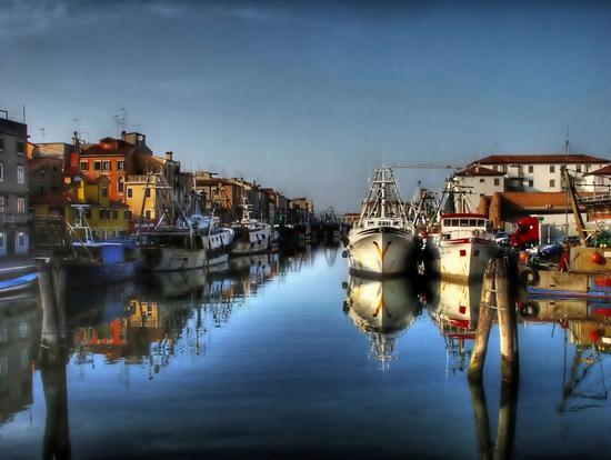 Pescherecci - Chioggia (3332 clic)