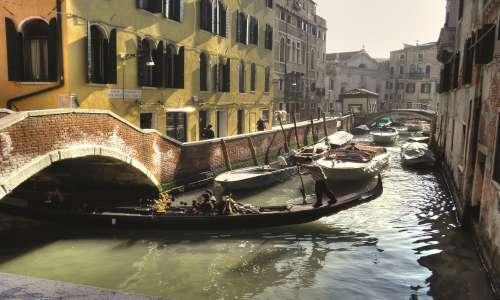 Traffico a Venezia (1734 clic)