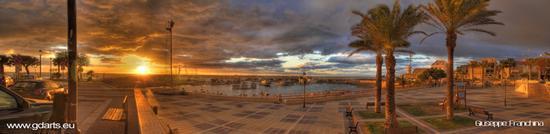 Sunset - HDR - Scoglitti (2231 clic)