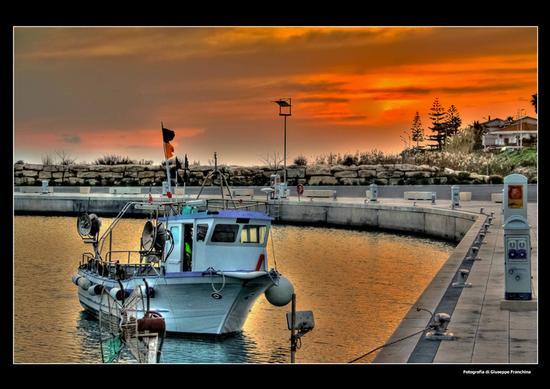 Au Port - HDR 4 - Marina di ragusa (2499 clic)
