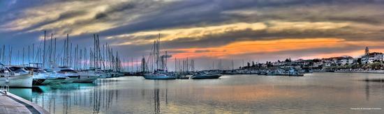 Au Port - HDR 5 - Marina di ragusa (2618 clic)