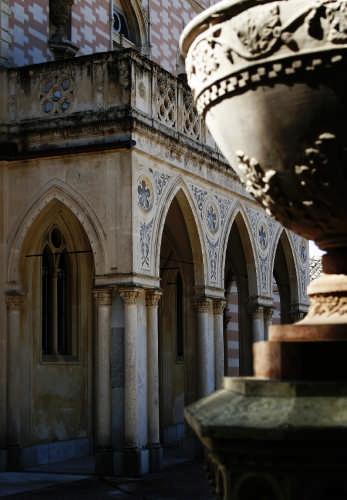 Villa Patti - Fotografia Angelo Parisi - Caltagirone (5453 clic)