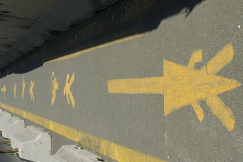 incoraggianti segnali stradali - Roma (1515 clic)