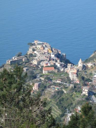 Corniglia - panorama (2800 clic)