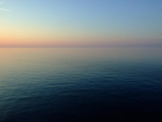tramonto - Polignano a mare (2873 clic)