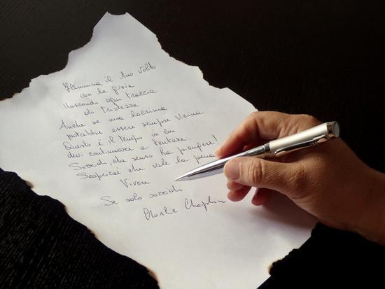 Messaggio scritto - ROMA - inserita il 05-Jun-11
