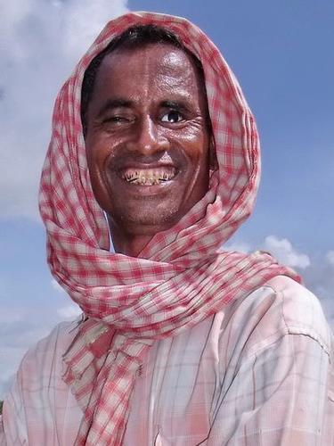 Occhio di vetro (Orissa, India) (580 clic)