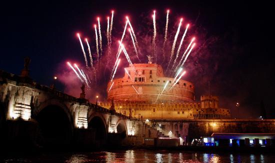 Castel Sant'Angelo  - Roma (1400 clic)
