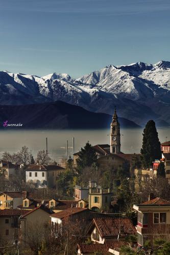 vista da casa mia - Torino (2121 clic)