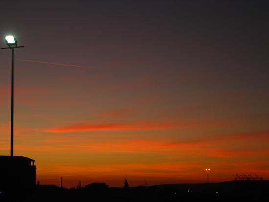 dopo il tramonto - Modica (1739 clic)