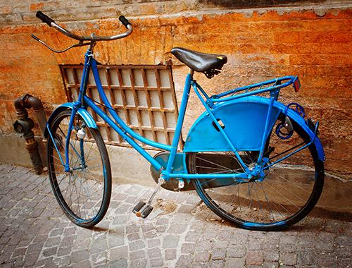La Bicicletta Rompicollo - Ravenna (1726 clic)