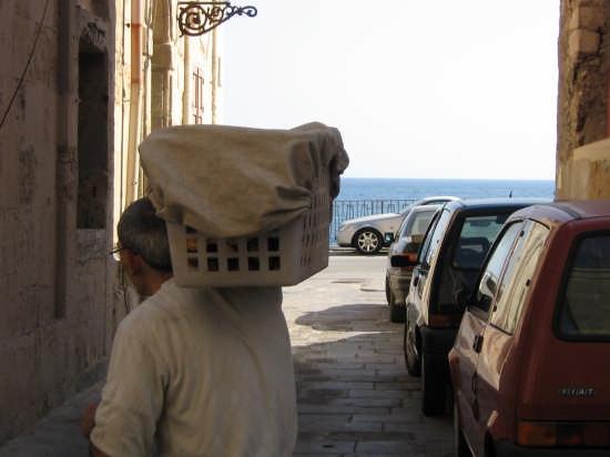 Pane fresco - Siracusa (2985 clic)