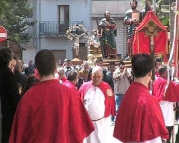 Processione di Pasqua - Carovigno (3477 clic)