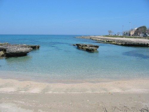 Spiaggia Scoglio del cavallo - Carovigno (7949 clic)