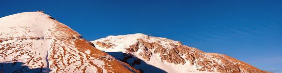 Panoramica cime innevate Terminillo - Foto Rieti (1730 clic)
