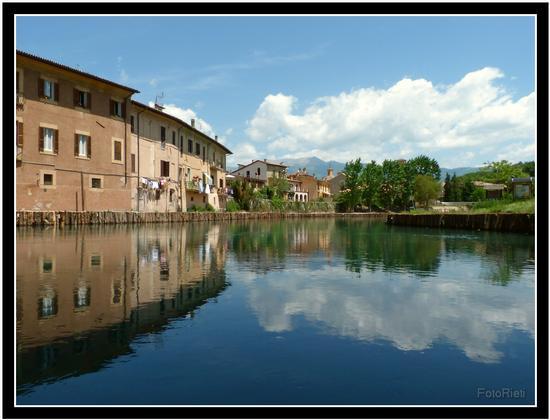 Rieti - fiume Velino (1690 clic)