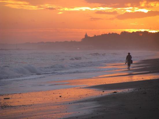 Il mare in autunno - Terracina (4303 clic)