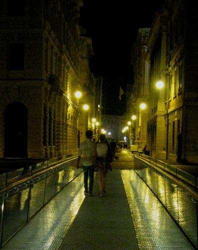 Ponte di Luce - Trieste (1215 clic)