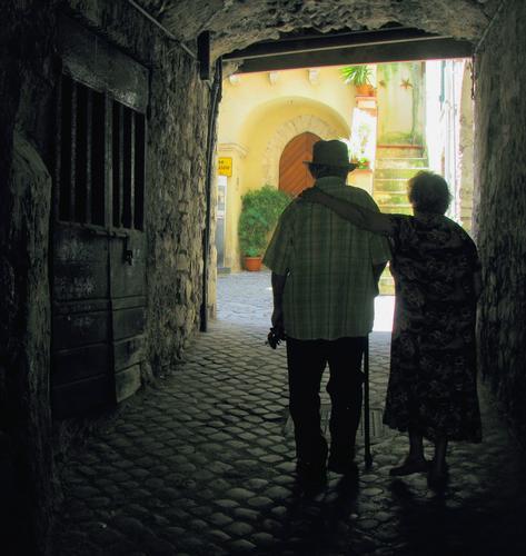 Verso casa - Terracina (830 clic)