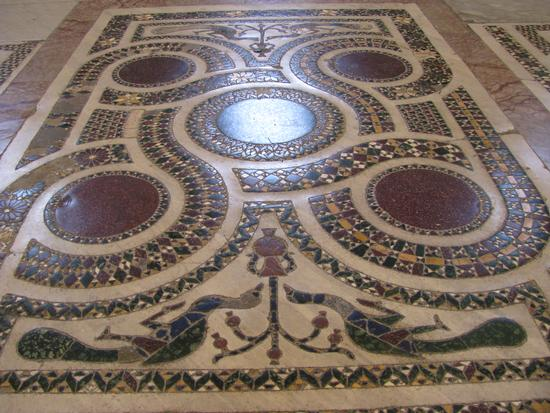 Mosaico - Terracina (2762 clic)