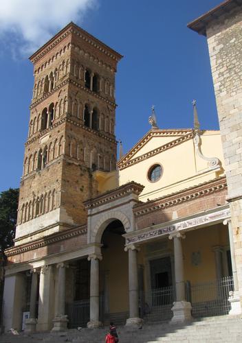 Duomo - Terracina (2053 clic)