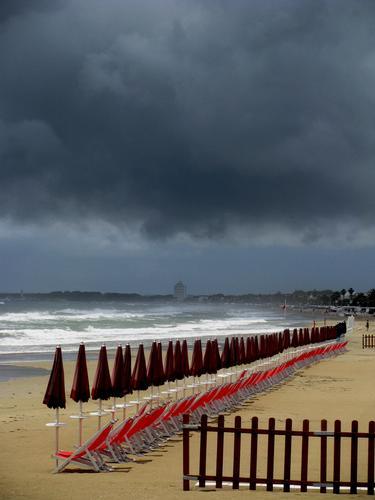 Pioggia in arrivo - Terracina (3587 clic)