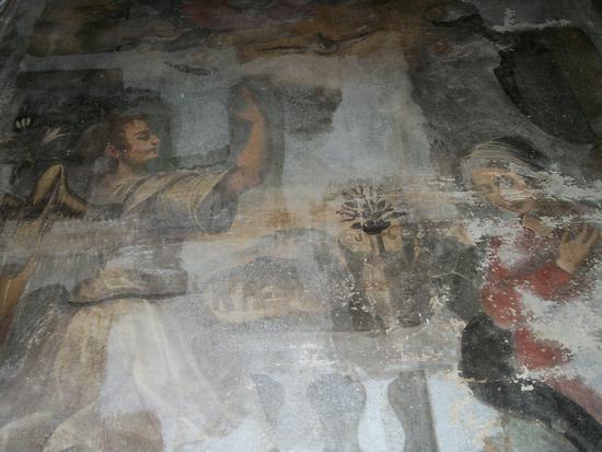 il restauro - Badolato (2297 clic)