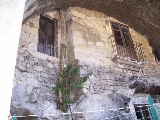 casa sotto il ponte - Modica (2131 clic)