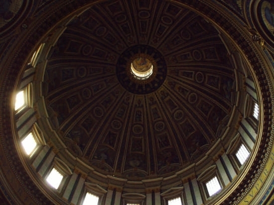 San Pietro - Roma (2303 clic)