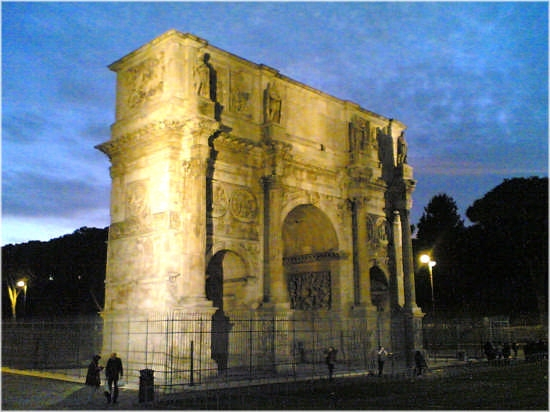 pantheon  - Roma (3389 clic)