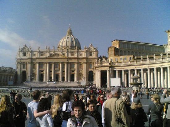 il vaticano - Roma (3161 clic)