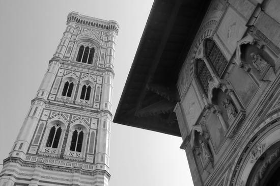il campanile di Giotto - Firenze (936 clic)