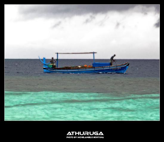 PESCATORI ATHURUGA - MALDIVE (732 clic)