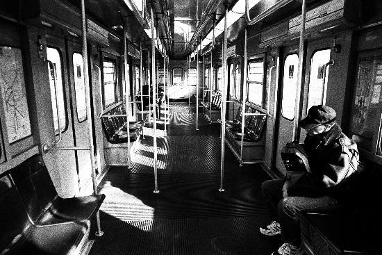 in metrò - Cologno monzese (2798 clic)