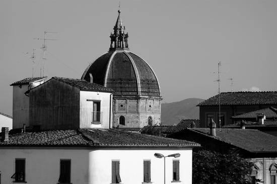 cupola della Madonna dell'Umiltà - PISTOIA - inserita il 14-Jul-11