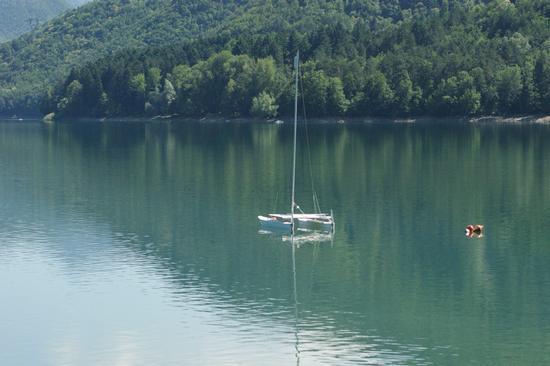Lago di Suviana  (2354 clic)