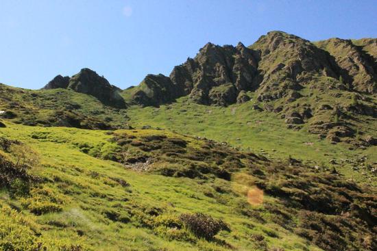 Val Campovecchio (sentiero 4 luglio) - Corteno golgi (2092 clic)