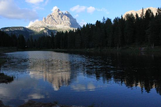 Lago Misurina e Tre cime di Lavaredo - Auronzo di cadore (4134 clic)